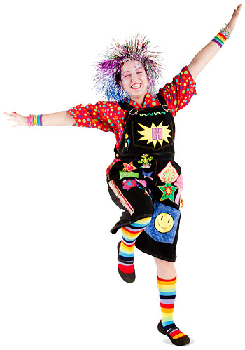 Stacie Ashlett, Hyper the Clown, Imagination, learning, Darwin, Bubbles the Clown, Chantal the Fairy, painting, children's entertainment, Jimbo, balloons, balloon sculptures, birthday parties, balloon making, games, children develop, Harry Potter, Magic, magician, spotty dotty land